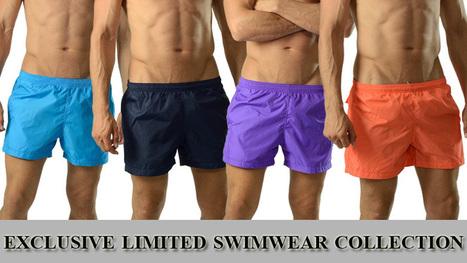 NEW ARRIVALS! Geronimo Swimwear 1605 Line – Exclusive Swimwear Collection – Men's Underwear and Swimwear Blog | www.concupisco.com - Mens Underwear and Swimwear | Scoop.it