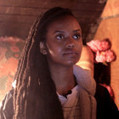 """Kelela Gets Her Tarot Cards Read For """"In The Cards"""" On OKP TV 
