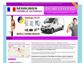 Annuaire dechiffre - » Serrurier Tremblay en France | Les scoops de Buldozer | Scoop.it