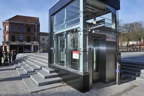 Nieuwe liften voor metrostations Delta, Alma en Troon | Mobilité à Bruxelles | Scoop.it