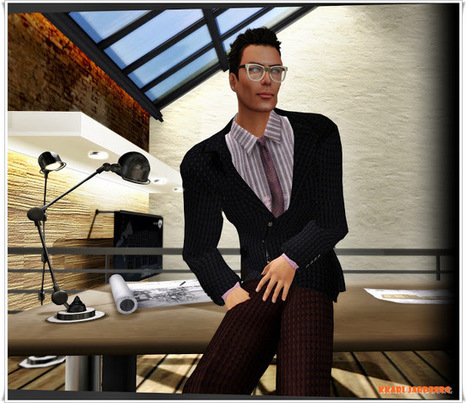 ZpaZio-sl: Nerd !! | Free Stuff in Second Life | Scoop.it