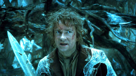 Watch: 4 Clips, TV Spot & New Pics From 'The Hobbit: The Desolation Of Smaug ... - Indie Wire (blog) | 'The Hobbit' Film | Scoop.it
