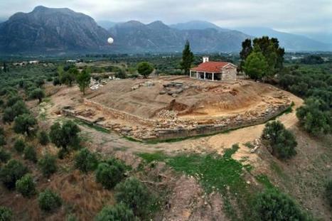 Descubren vestigios de palacio micénico en Grecia con inscripciones antiguas | Mundo Clásico | Scoop.it