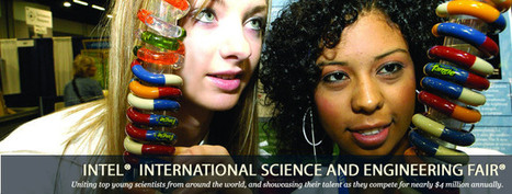 Intel ISEF - Home Page - Society for Science & the Public   Science Fair   Scoop.it