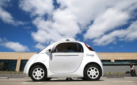 Google computer becomes first non-human to officially qualify as car driver   Digital Footprint   Scoop.it