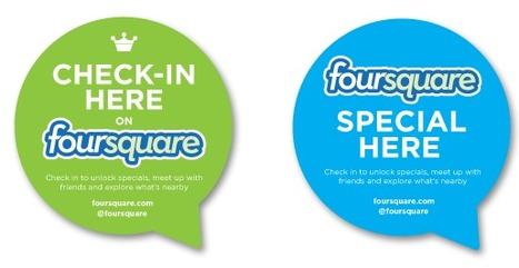 Foursquare finalement c'est pour qui ? - Webmarketing & co'm | géolocalisation | Scoop.it