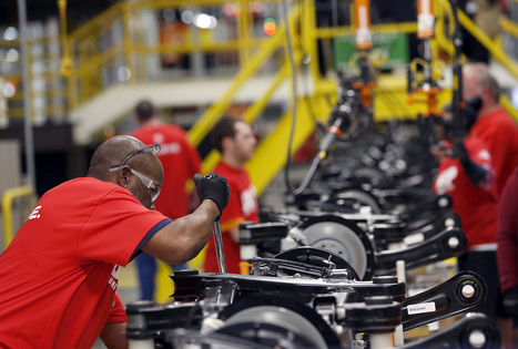 Jobless Claims in U.S. Drop to Lowest Level Since May 2007 | Supply Chain Leaders | Scoop.it