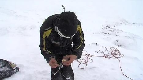 A l'Alpe d'Huez, l'ANENA forme les futurs artificiers d'avalanche des ... - Francetv info   L'alpe d'huez   Scoop.it
