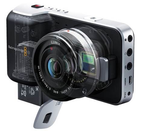 Blackmagic Pocket Cinema Camera Puts 1080 RAW In Your Pocket | world of Photo and vidéo | Scoop.it