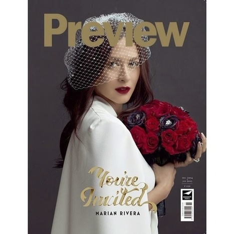 Weddings & Portraits: Four Bridal Looks of Marian Rivera You'd Love to Steal for Your Wedding | Business and Stuff | Scoop.it