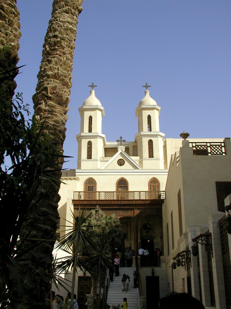 Holy Family Route in Belbais & Cairo   discovering Giza pyramids-Cairo   Scoop.it