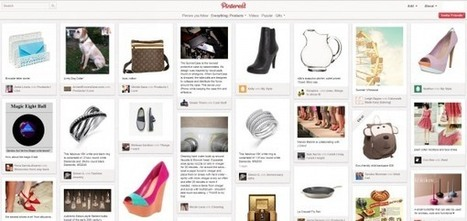 Pinterest, the Newest Game Changer | Being Your Brand | Scoop.it