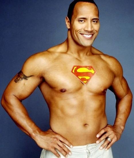 Dwayne Johnson . . . Superman | Inviting Mr. Right | Scoop.it