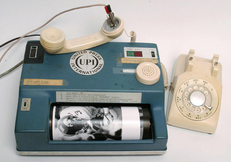 This is How Press Photos Were Transmitted Back in the 1970s | New Journalism | Scoop.it