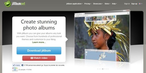 jAlbum - Create online photo albums | Geeks | Scoop.it