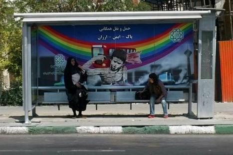 Mideast Street Art, Egypt, Lebanon in, Iran out - Street I Am | A World of Oneness | Scoop.it