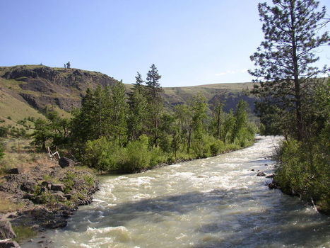 Annual irrigation operation gives rafters 12-17 miles of rapids - Daily Record-News | Agriculture | Scoop.it
