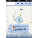Google Street View ora disponibile nella web app per iPhone e iPad con iOS 6   Teaching and Learning English through Technology   Scoop.it