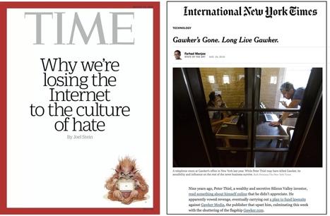 Libertad de expresión e internet: una mezcla muy compleja | Educación a Distancia y TIC | Scoop.it