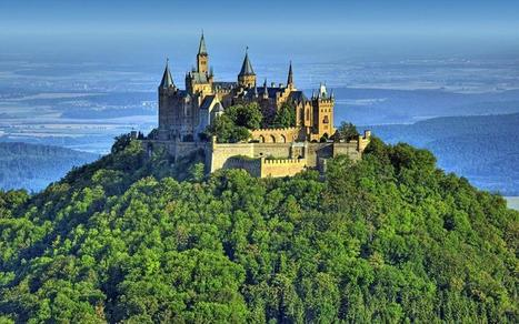 Twitter / UberFacts: Hohenzollern Castle, Germany ...   German Information for German1 and 2   Scoop.it