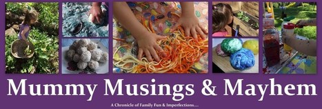 Mummy Musings and Mayhem: Thrifty Thursday....Recycled Bottle Painting! | Messy Play | Scoop.it