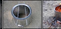 Riciclare le lattine dei pelati per creare un mini-barbecue | Riciclo Creativo | Scoop.it