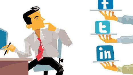 Aproveche las redes sociales como mecanismos de comunicación estratégica   Comunicaciencia   Scoop.it