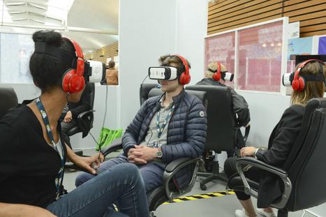 Échos numériques du Sunny Side 2016 : la réalité virtuelle en invitée d'honneur - Le Blog documentaire | Documentary Evolution | Scoop.it