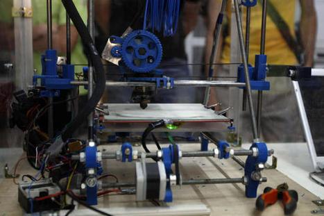 Aprende a construir una impresora en tres dimensiones en la UPV | Informática | Scoop.it