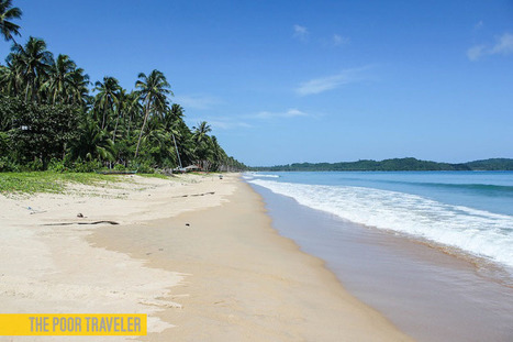 Long Beach of San Vicente, Palawan: The Longest White Beach in the Philippines   Philippine Travel   Scoop.it