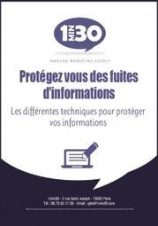 Fuites d'informations : l'espionnage industriel à portée de clic sur les réseaux sociaux | Innovations dans le secteur financier | Scoop.it