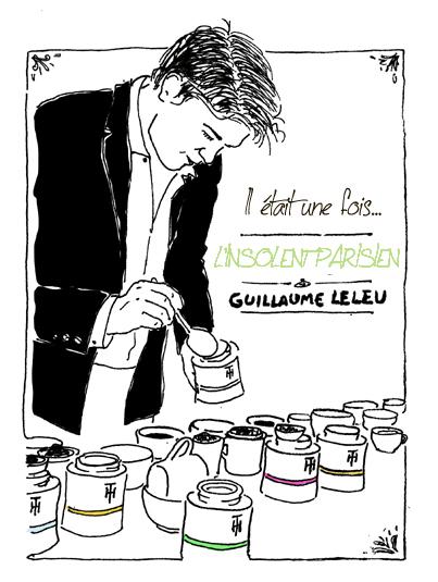 Inside THEODOR #2 : L'Insolent Parisien, portrait de Guillaume LELEU | Inside THEODOR | Scoop.it