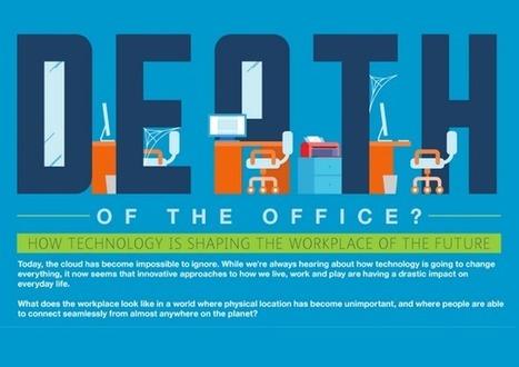 360° sur le monde du travail : infographie | Le Troisième Oeuvre | Environnement de Travail | Scoop.it