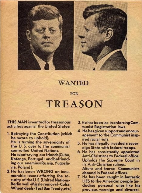 John Birch Society - Original Tea Party Anti-American Group Had Role In Kennedy Assassination | Daily Crew | Scoop.it