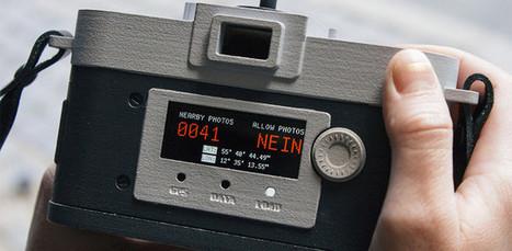 Camera restricta, l'appareil photo qui vous empêche de mitrailler | PhotoActu | Scoop.it