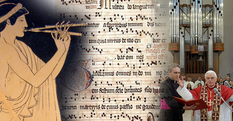 The Hellenic Origins of Church Music - Catholic World Report | Ancient Origins of Science | Scoop.it