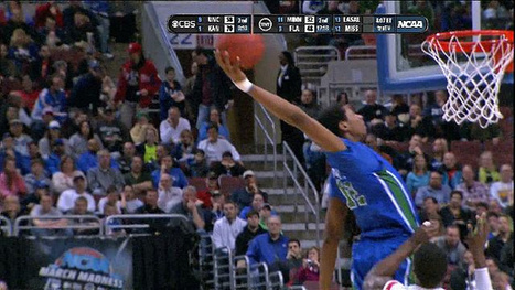 DUNK CITY: Here Are All Of FGCU's Postseason Slams, Compiled For Your Viewing Pleasure | Winning The Internet | Scoop.it