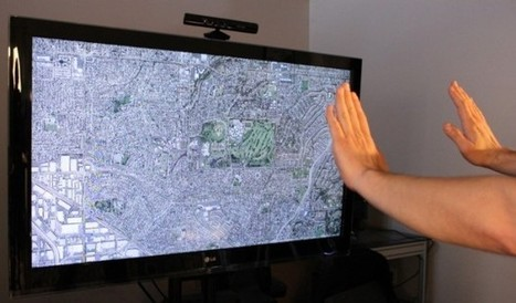 4 ejemplos de interfaz gestual | Aprendiendo a Distancia | Scoop.it