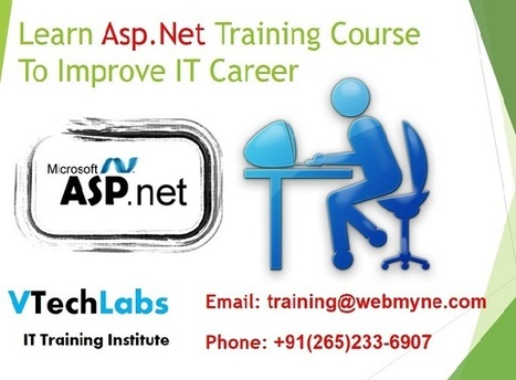 Asp.net Training Course for Final Year Project in Vadodara | VTechLabs | Scoop.it