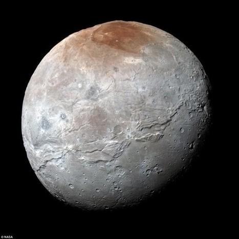 Elementi di esogeologia dei pianeti nani | Space & Astronony | Scoop.it