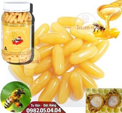 Sữa ong chúa Úc Royal Jelly nhập khẩu   Sức khỏe giới tính   Scoop.it
