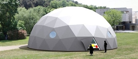 UP' Magazine - Ecotype, un jeu citoyen sous un dôme immersif | Innovations urbaines | Scoop.it