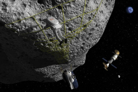 How to Send Astronauts to Asteroids? Earth Needs to Know, Report Suggests   Space matters   Scoop.it