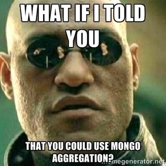 Using MongoDB aggregations to power a Meteor.js publication | JavaScript for Line of Business Applications | Scoop.it