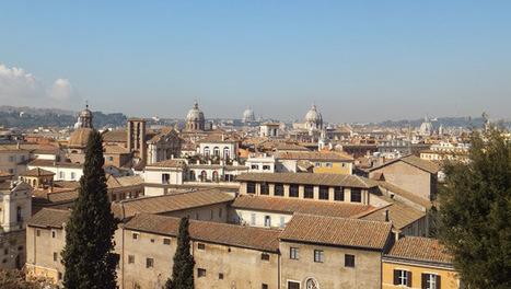 Piazza del Campidoglio en Roma, muy próxima al ayuntamiento | Universo de Viajes | Scoop.it
