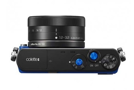 colette x Panasonic Lumix GM1 - Luxuryes | Panasonic GM1 | Scoop.it