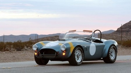 Shelby celebrates with 50th Anniversary FIA Cobra | Real Estate Plus+ Daily News | Scoop.it