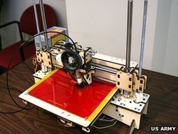 US Army builds its own 3D printer | 3D Printing and Fabbing | Scoop.it