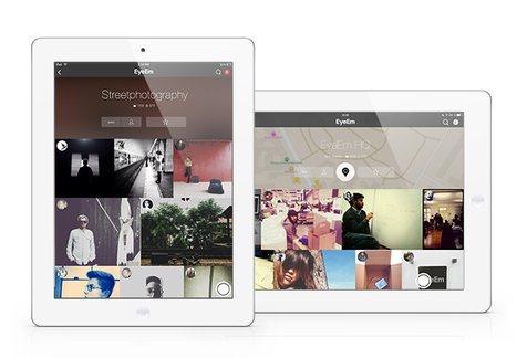 The Weekly Roundup: Facebook Paper Has Changed the Way Mobile Apps Are Built, Photo-sharing App EyeEm and How to Edit Your Photos   arte y tecnología   Scoop.it