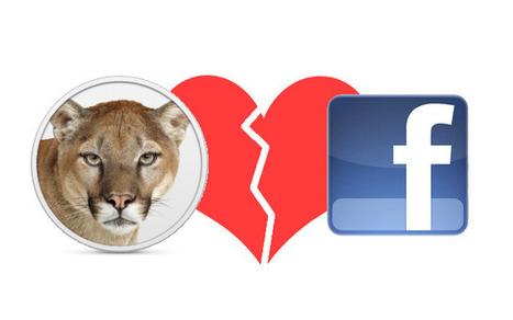 Apple Mountain Lion: Why No Facebook?   Entrepreneurship, Innovation   Scoop.it
